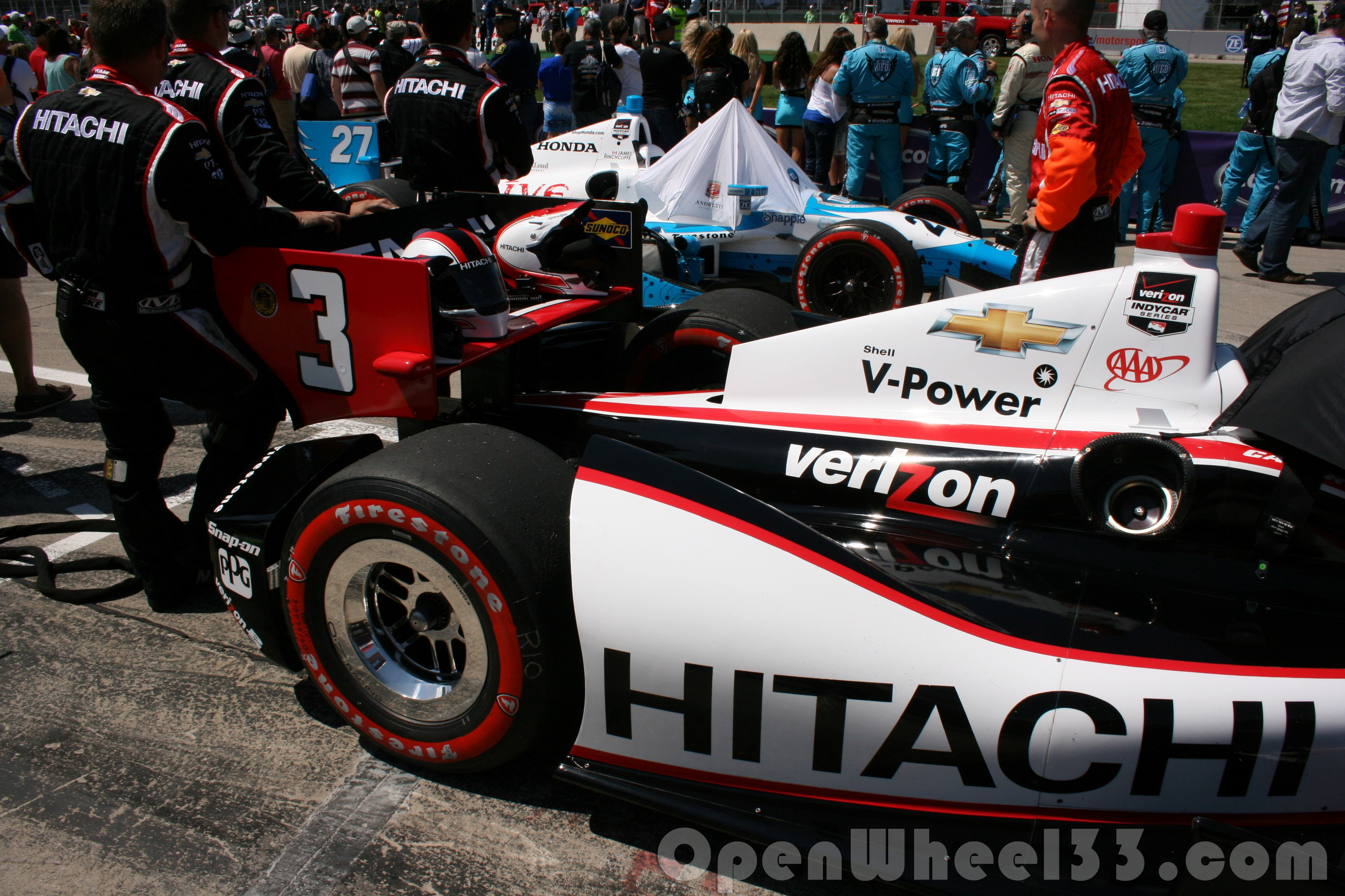 2014 Detroit GP R1 - 2 - PH