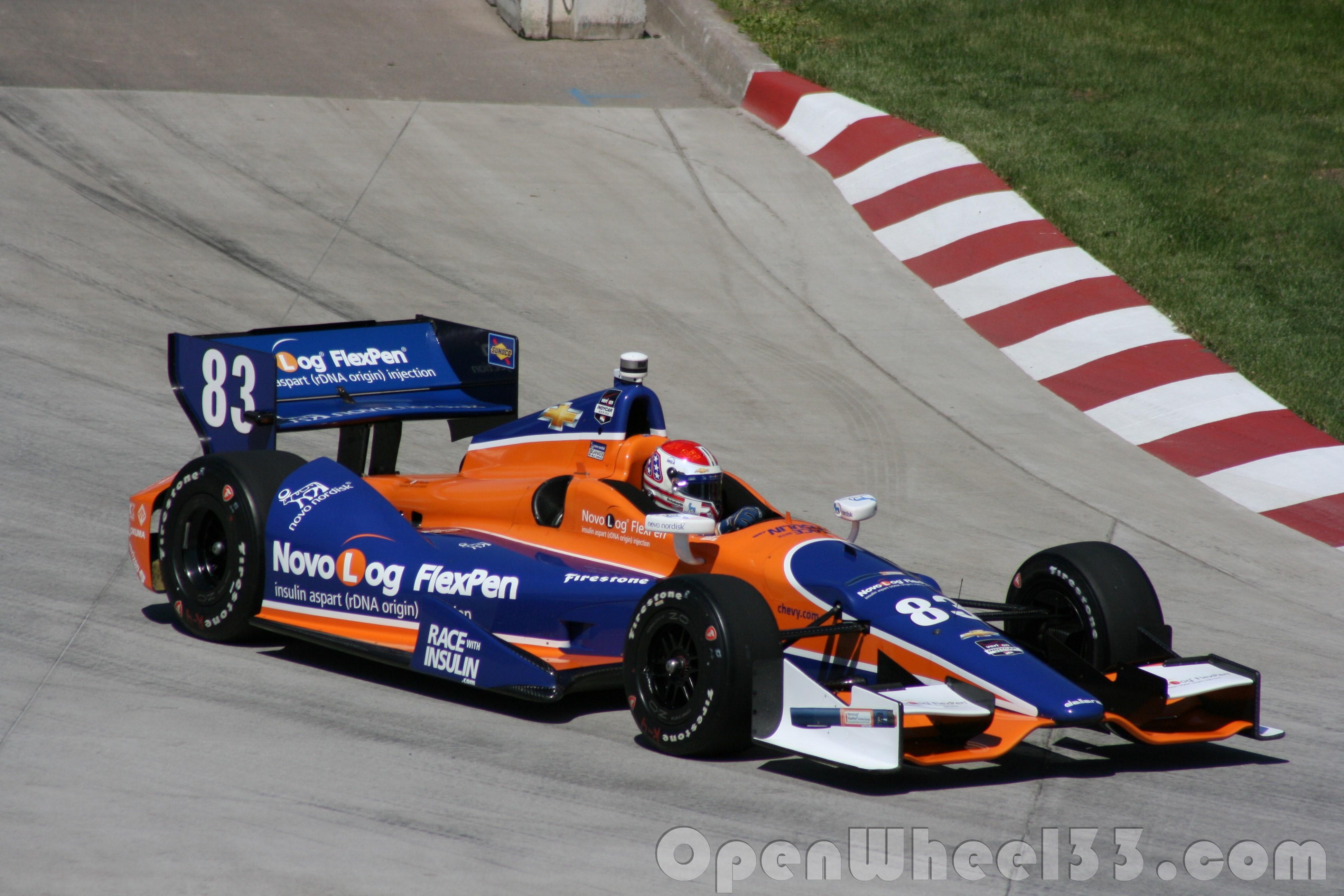 2014 Detroit GP R1 - 33 - PH