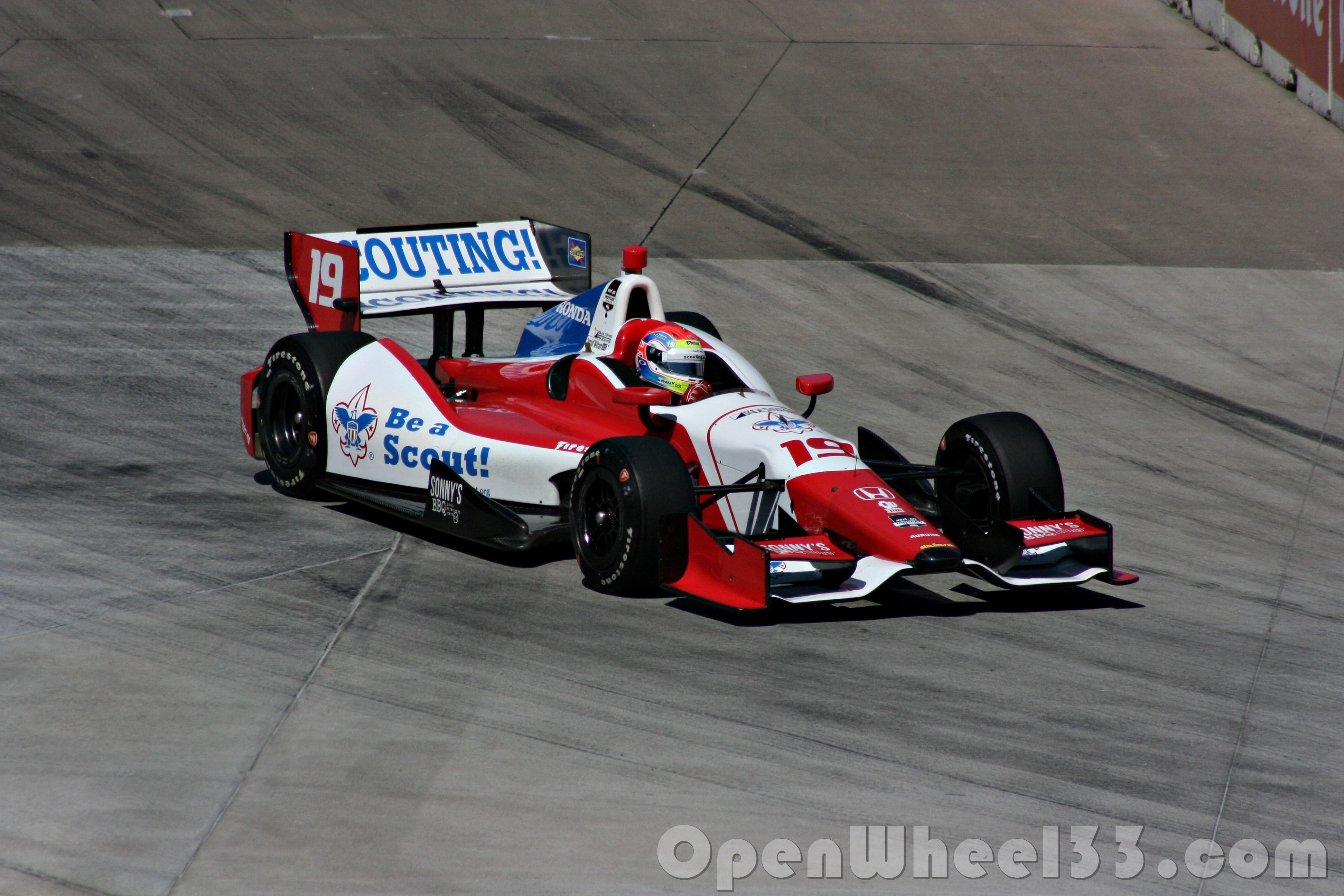 2014 Detroit GP R2 - 15 - PH