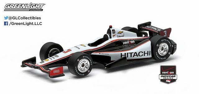 2015 CAR 3 HITACHI DIECAST