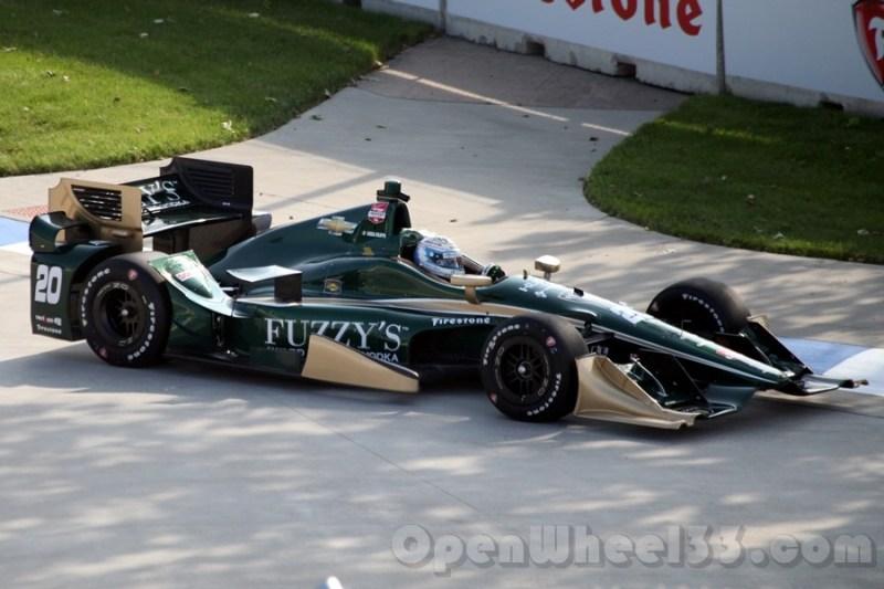 2015 - DetroitGP - No. 20