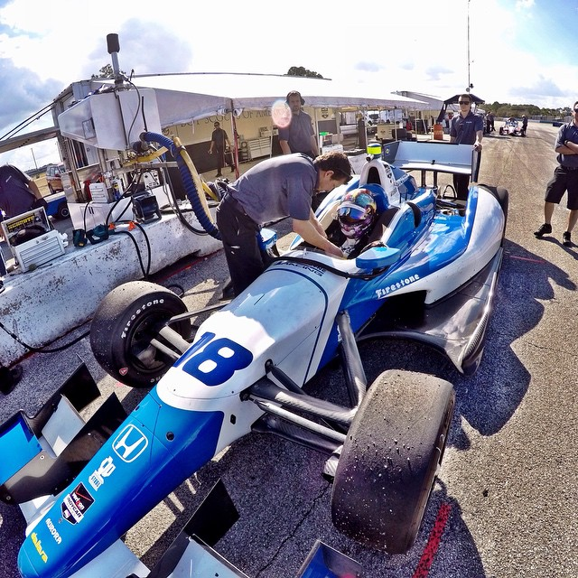 2015 CAR 18 SEBRING TEST