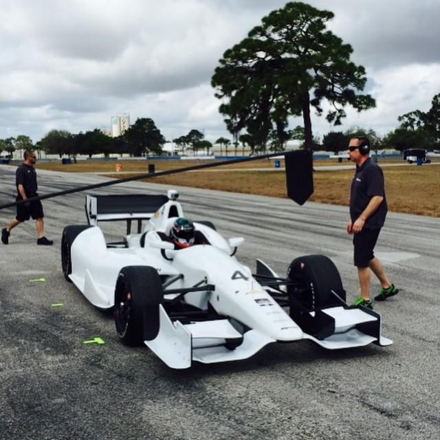 2015 CAR 4 SEBRING TEST