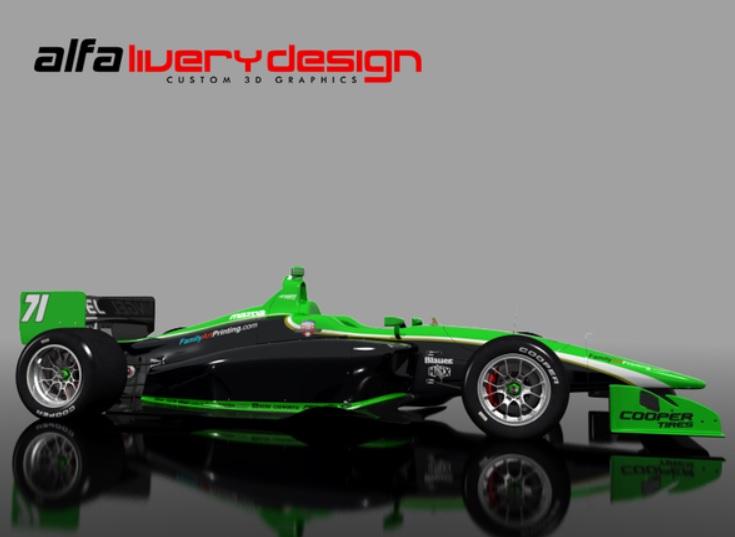 2015 lights car 71 design