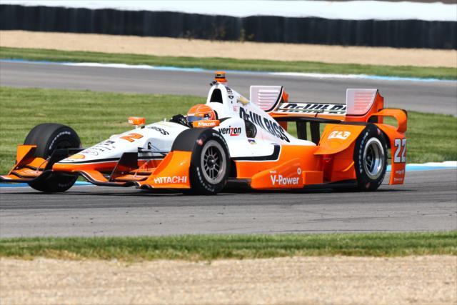 2015 CAR 22 GP OF INDY
