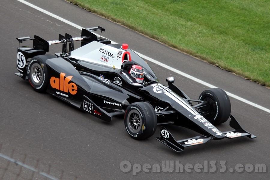 No. 48 Alex Tagliani