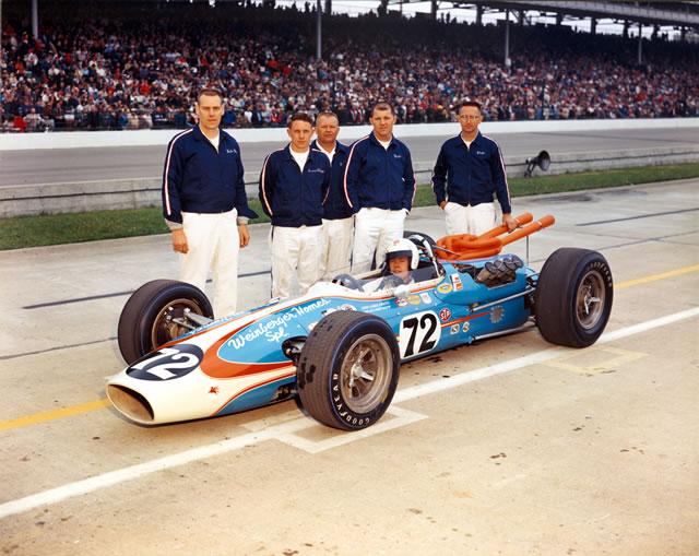 1966 CAR 72