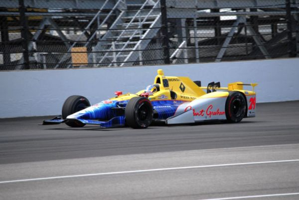 2016 CAR 29 INDY DAY 1