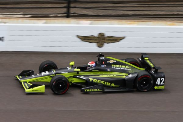 2016 CAR 42 INDY DAY 1