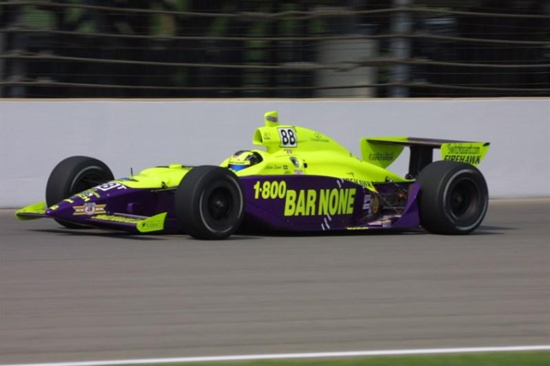2001 car 88