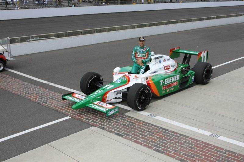 Indy500 2008 - No. 11