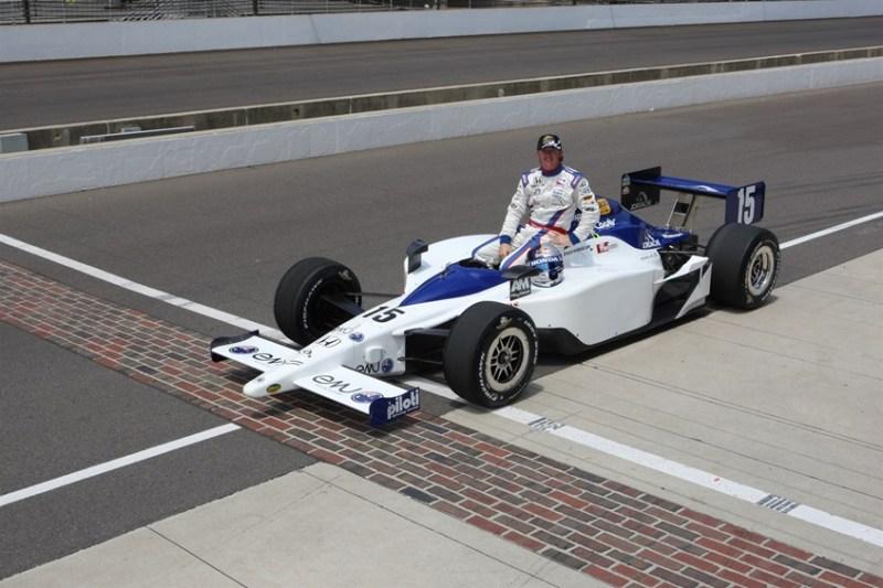 Indy500 2008 - No. 15