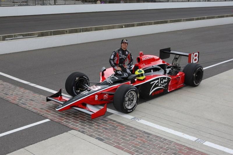 Indy500 2008 - No. 18