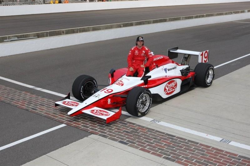 Indy500 2008 - No. 19