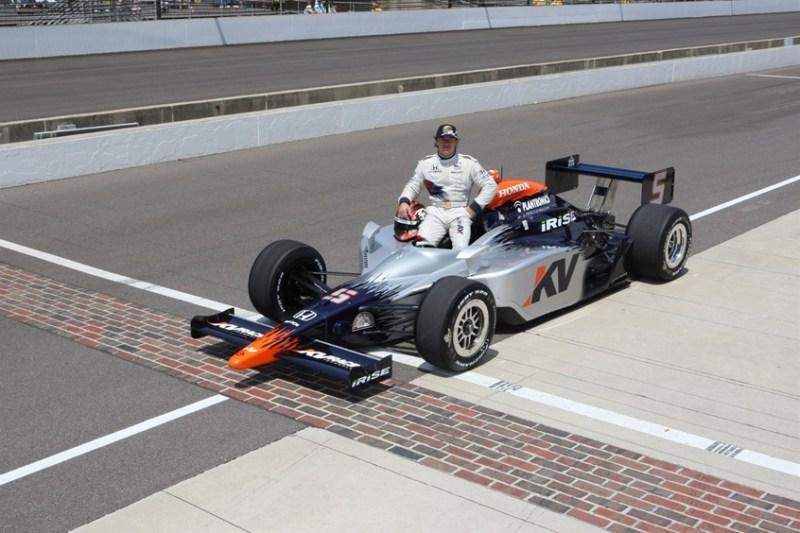 Indy500 2008 - No. 5
