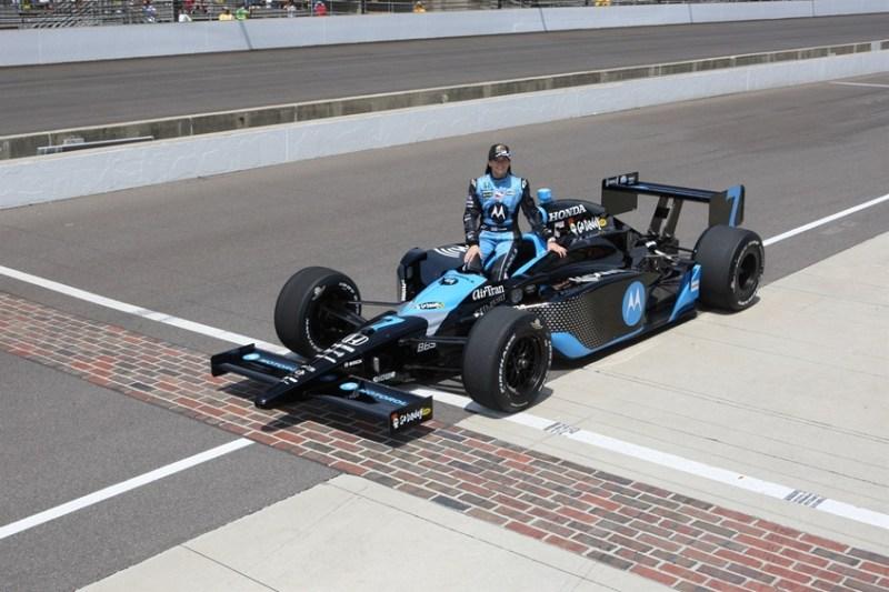 Indy500 2008 - No. 7