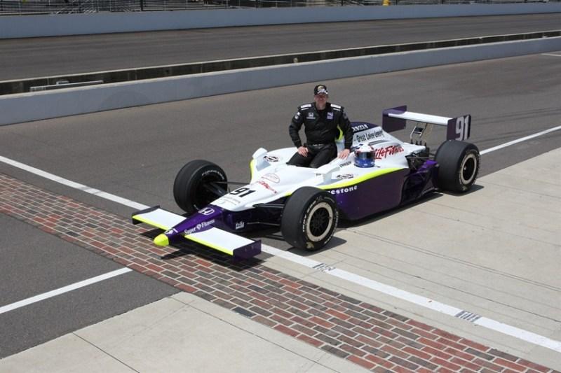 Indy500 2008 - No. 91
