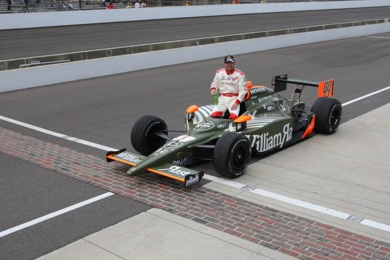 Indy500 2008 - No. 99