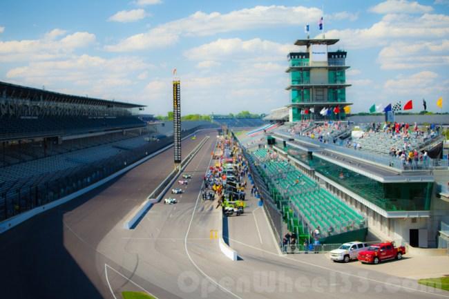 Indy 500 Practice - 2016 - 5