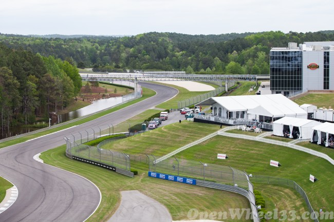 Preview - 2018 Honda Indy GP of Alabama - 2017 BARBER 1