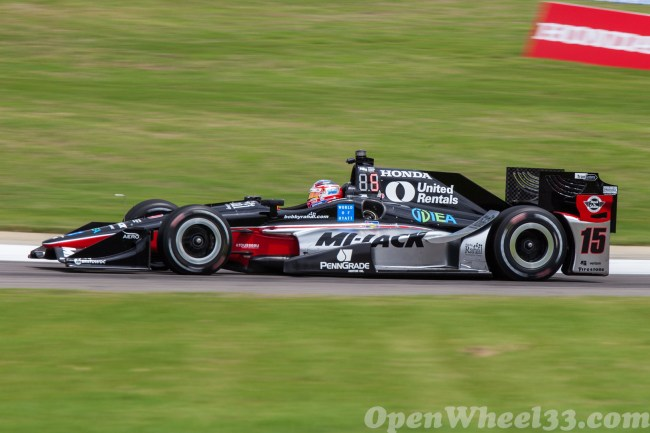 2017 Verizon IndyCar Series Driver Car Quiz - 2017 BARBER No. 15