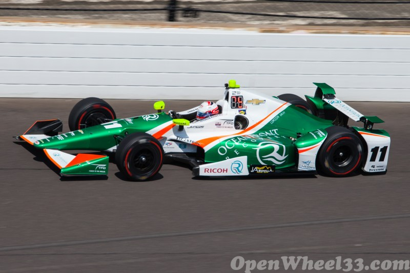 Liveries of the 101st Running of the Indianapolis 500 Mile Race - 2017 INDY500 CD No. 11