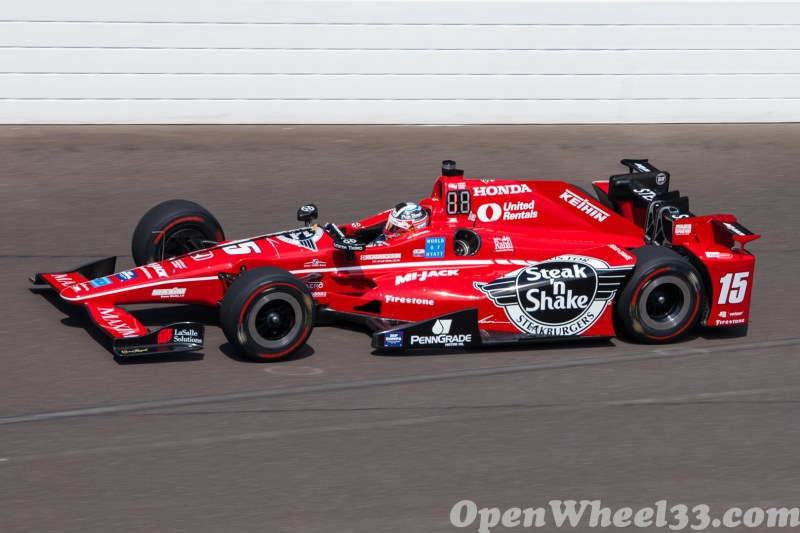 Liveries of the 101st Running of the Indianapolis 500 Mile Race - 2017 INDY500 CD No. 15