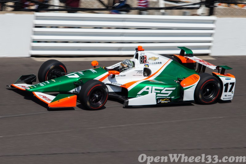 Liveries of the 101st Running of the Indianapolis 500 Mile Race - 2017 INDY500 CD No. 17