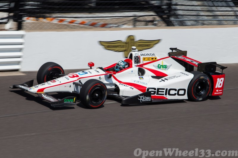 Liveries of the 101st Running of the Indianapolis 500 Mile Race - 2017 INDY500 CD No. 18