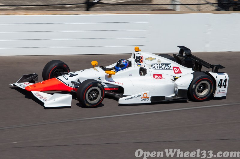 Liveries of the 101st Running of the Indianapolis 500 Mile Race - 2017 INDY500 CD No. 44