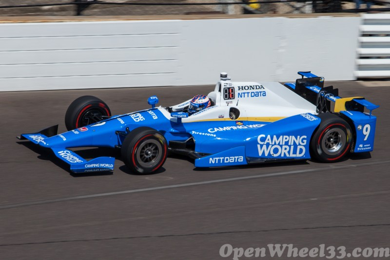 Liveries of the 101st Running of the Indianapolis 500 Mile Race - 2017 INDY500 CD No. 9