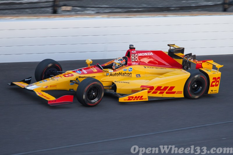 Liveries of the 101st Running of the Indianapolis 500 Mile Race - 2017 INDY500 P1 No. 28