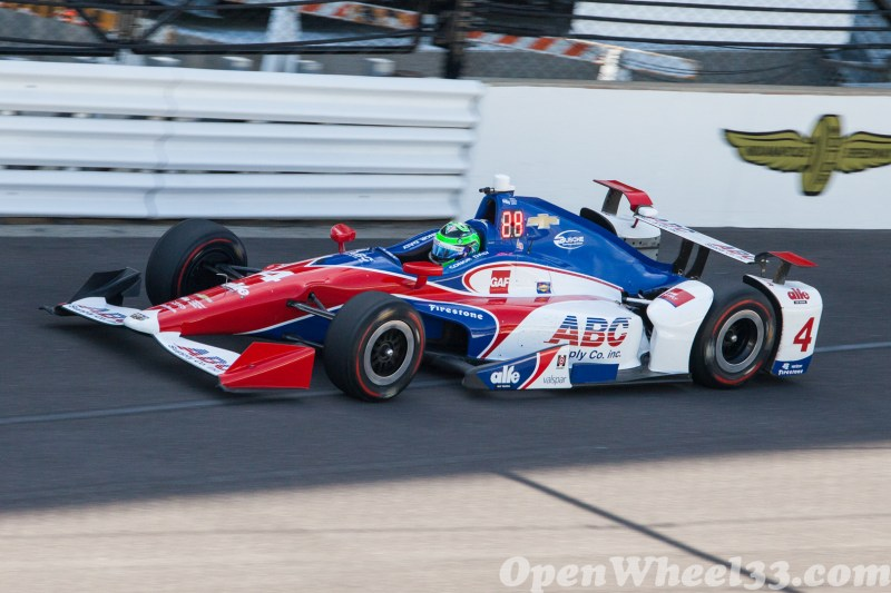 Liveries of the 101st Running of the Indianapolis 500 Mile Race - 2017 INDY500 P2 No. 4