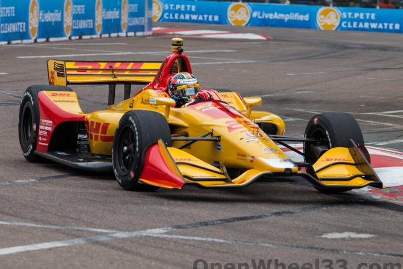 2018 Verizon IndyCar Series Firestone GP of St. Petersburg Liveries - 2018 ST PETE No. 28