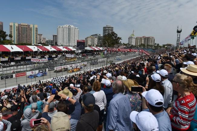 Preview – 2018 Toyota Grand Prix of Long Beach - 2017 long beach start co indycar