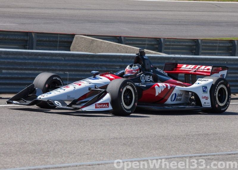 2018 Verizon IndyCar Series Honda Indy GP of Alabama Liveries - 2018 BARBER No. 15