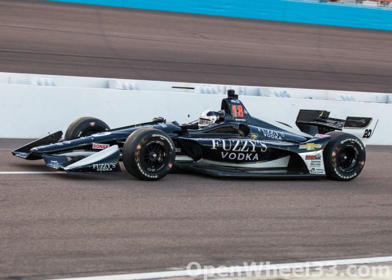 2018 Verizon IndyCar Series Desert Diamond West Valley Phoenix GP Liveries - 2018 PHOENIX No. 20