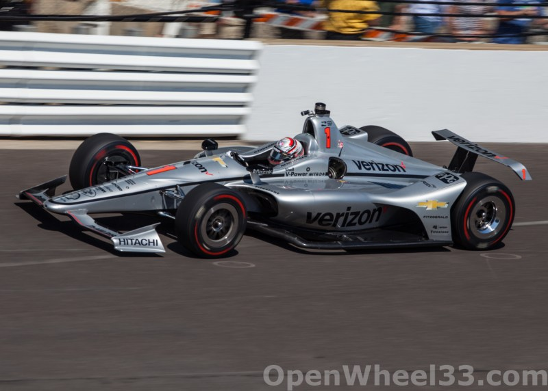 Liveries of the 102nd Running of the Indianapolis 500 Mile Race - 2018 INDY 500 CD No. 1