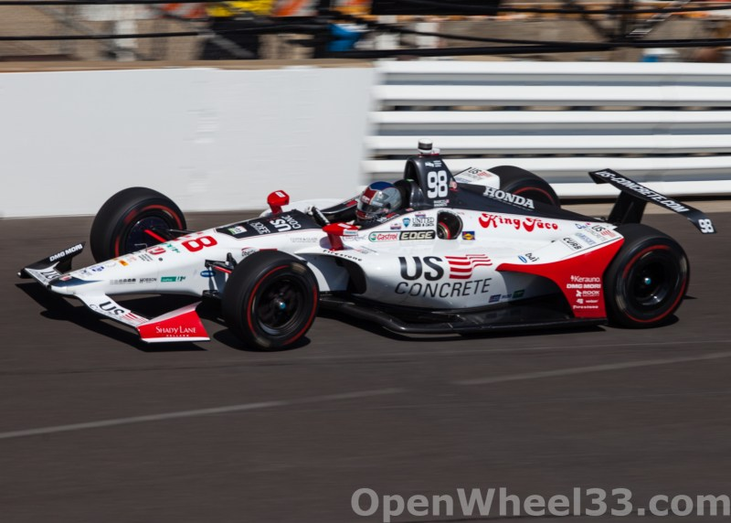 Liveries of the 102nd Running of the Indianapolis 500 Mile Race - 2018 INDY 500 CD No. 98