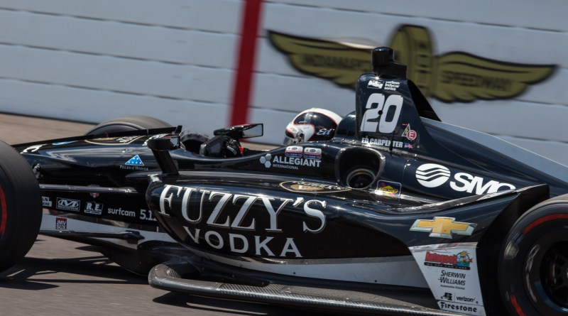 2018 INDY 500 RD 19