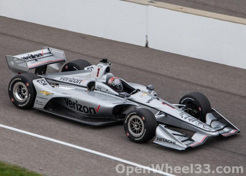 2018 Verizon IndyCar Series INDYCAR Grand Prix Liveries - 2018 INDYGP No. 1