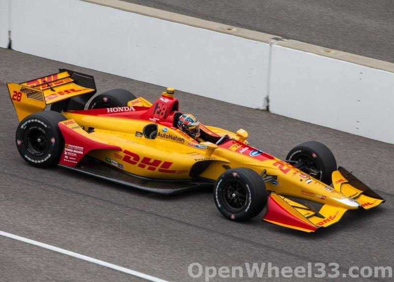2018 Verizon IndyCar Series INDYCAR Grand Prix Liveries - 2018 INDYGP No. 28