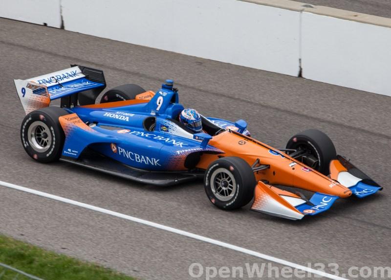 2018 Verizon IndyCar Series INDYCAR Grand Prix Liveries - 2018 INDYGP No. 9
