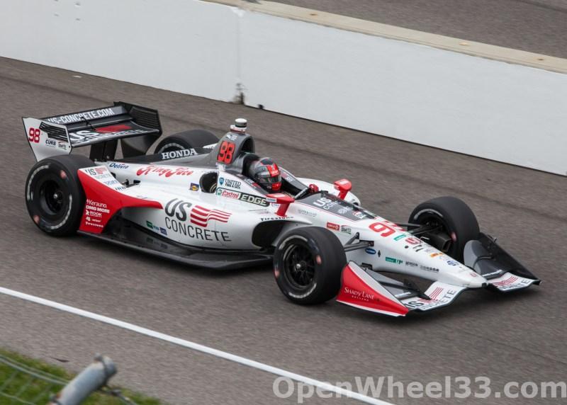 2018 Verizon IndyCar Series INDYCAR Grand Prix Liveries - 2018 INDYGP No. 98