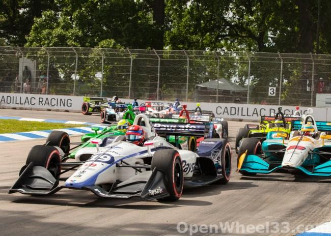 Preview – 2018 Grand Prix of Portland - 2018 DETROIT GP SUN 16