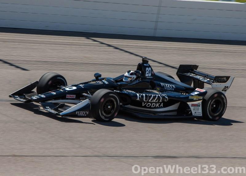 2018 Verizon IndyCar Series Iowa Corn 300 Liveries - 2018 IOWA No. 20