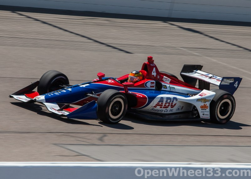 2018 Verizon IndyCar Series Iowa Corn 300 Liveries - 2018 IOWA No. 4