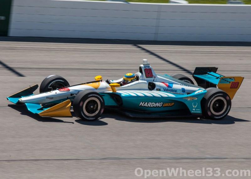 2018 Verizon IndyCar Series Iowa Corn 300 Liveries - 2018 IOWA No. 88