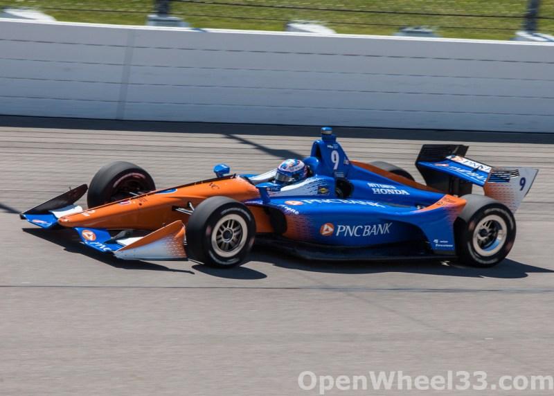 2018 Verizon IndyCar Series Iowa Corn 300 Liveries - 2018 IOWA No. 9