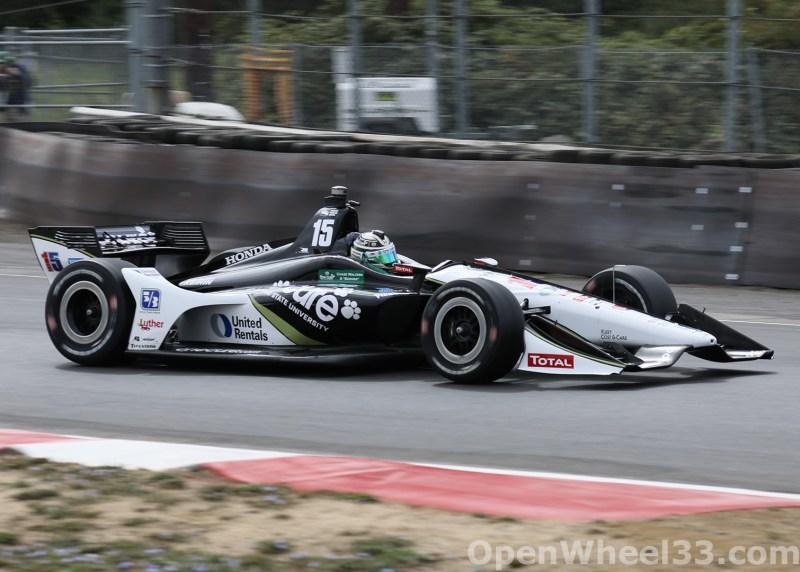 2018 Verizon IndyCar Series Grand Prix of Portland Liveries - 2018 PORTLAND No. 15